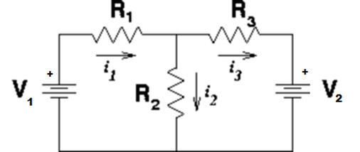 linear equation solver  electric circuits