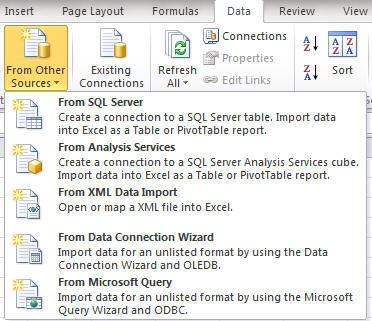 Engineers-Excel com: Lookup against External Database